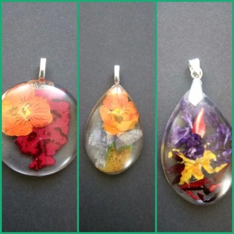 Resin_Anhänger_Blüten
