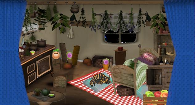 pilzhauswohnungvorhang1